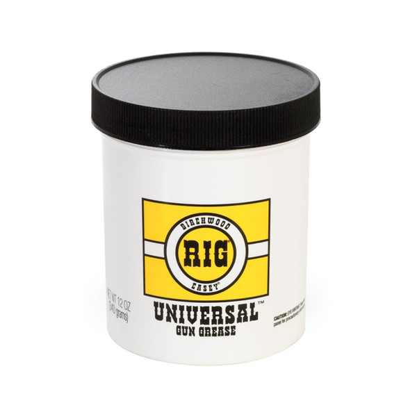 Birchwood Casey Rig & NBSP Universal Gun Grease 12 oz. Jar