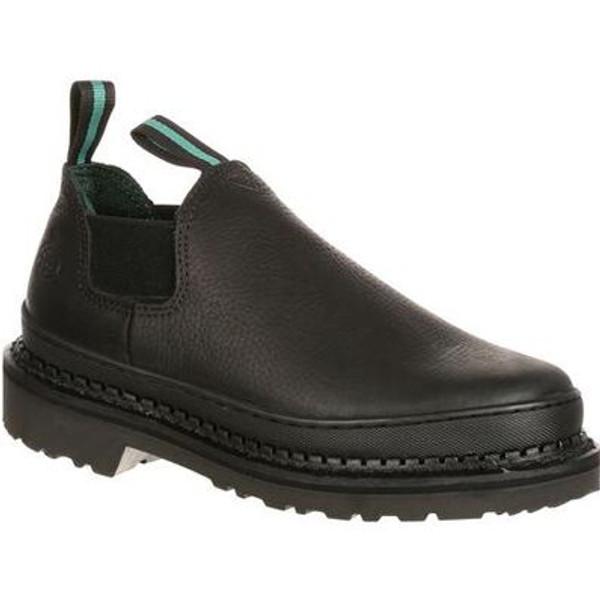 Georgia Boot Romeo Work Shoe Black