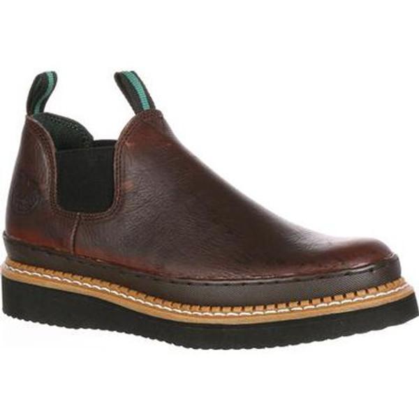 Georgia Boot Wedge Romeo Work Shoe