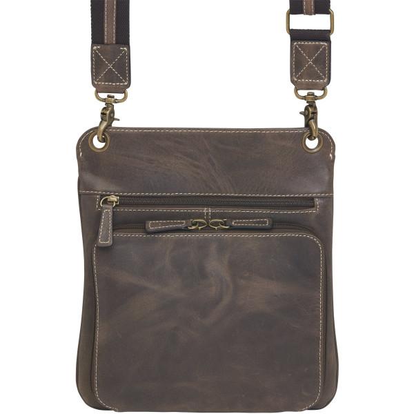 Conceal Carry Vintage Cross Body Bag