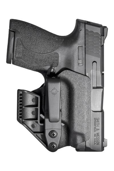 MFT Smith & Wesson M&P Shield 1.0 & 2.0 9MM/40 CAL - Ambidexrous Appendix IWB Holster