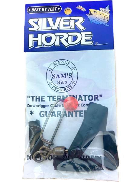 """""""Terminator"""" Downrigger Cable & Weight Connector"""
