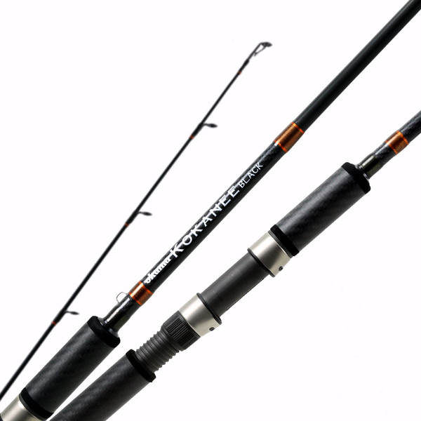 Okuma Kokanee Black Spinning Rods