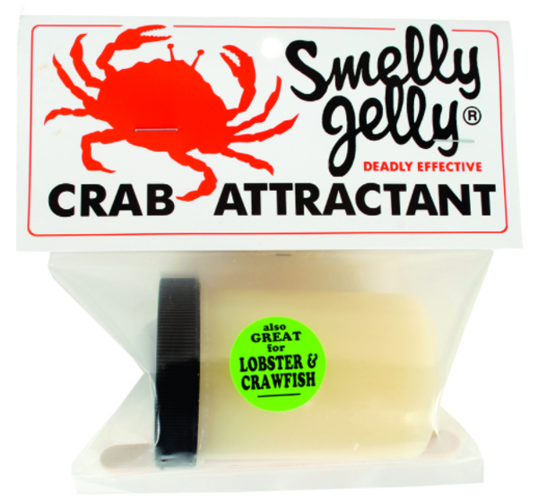 Smelly Jelly® 4 oz. Crab Attractant