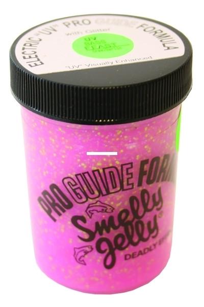 Smelly Jelly ProGuide UV 4oz Glitter Glow