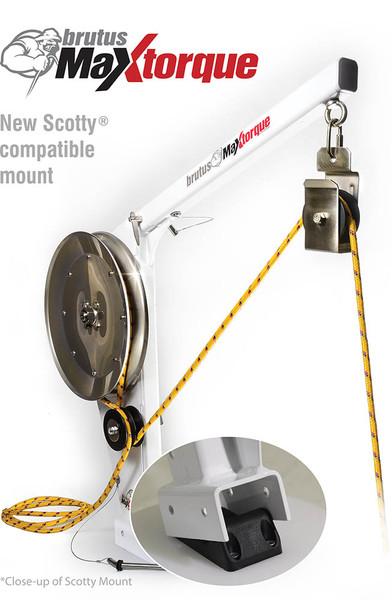 Ace line hauler Scotty compatible