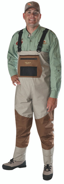 Caddis Deluxe Breathable Stockingfoot Wader Mens