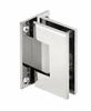 GEN037CH Wall to glass shower door hinge in chrome