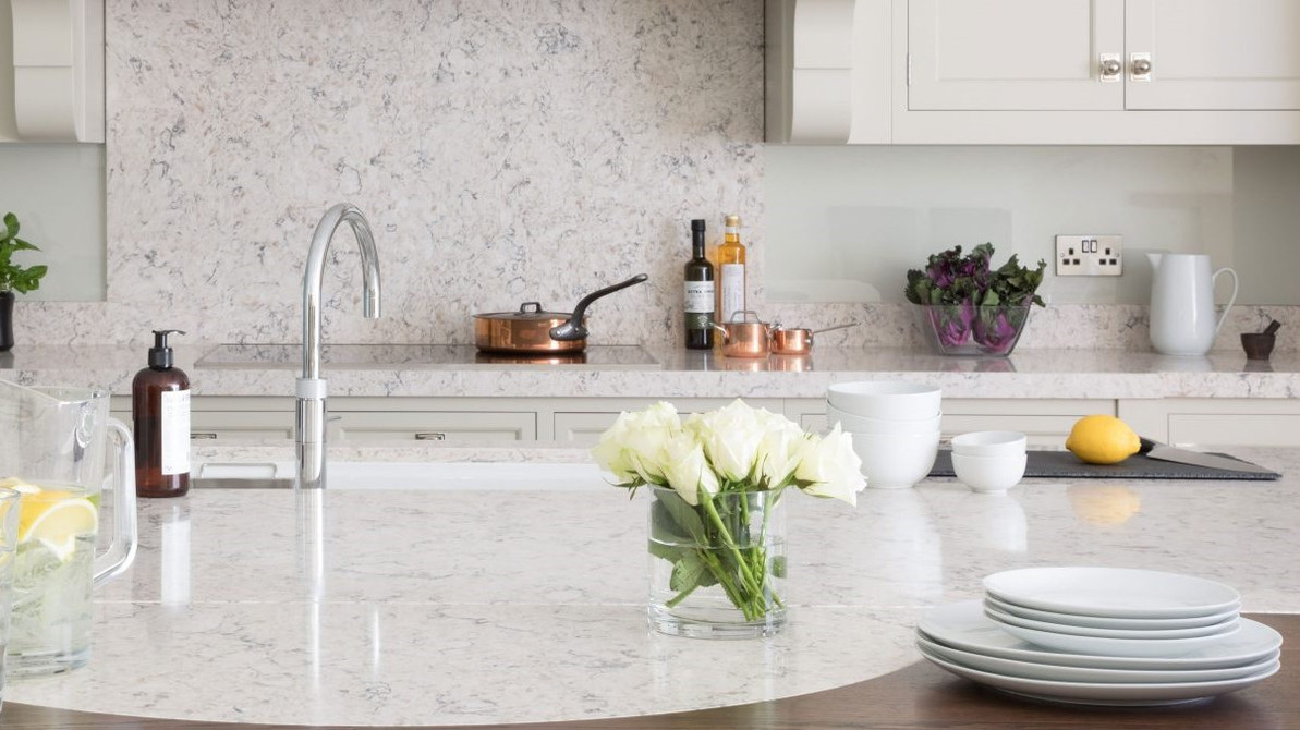 The Best  Stone Worktop Cleaner for Quartz and other Stone Worktops