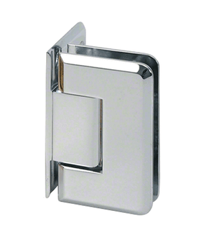 Chrome Cologne 044 Series Wall Mount Shower Door Hinge