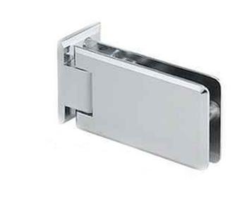 GRA044CH Grande Series wall to glass offset shower door hinge