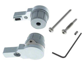 Accessory Kit for Wall Mounted Hinge Profile