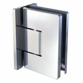 Florence Wall-to-Glass Adjustable Hinge