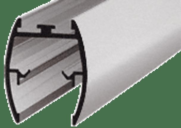 Brushed Nickel 72 Header for CK/DK Cottage Series Sliders