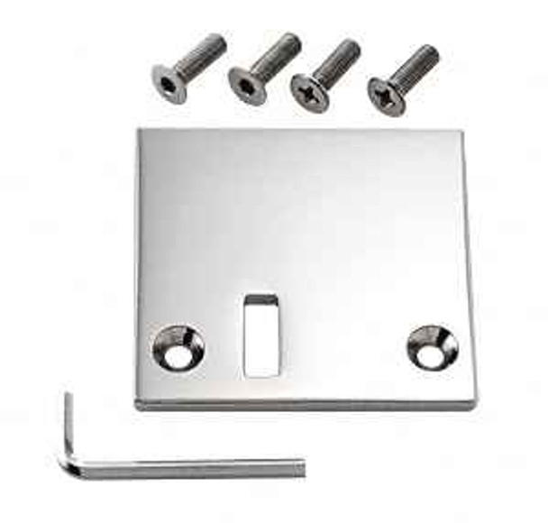 Chrome Pinnacle Stop Plate for RPS