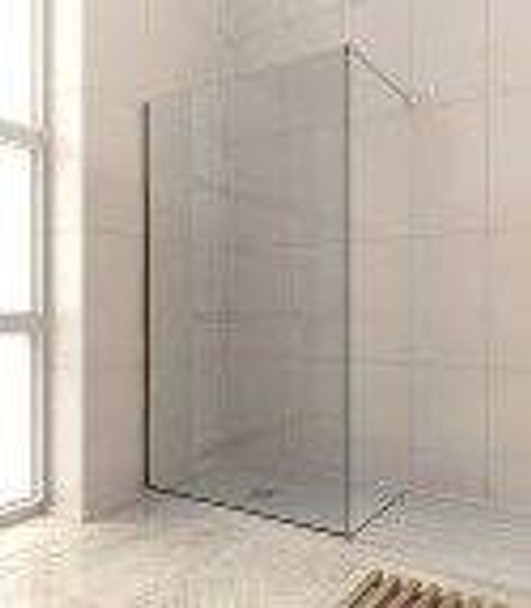 SG Optimum 2 - Shower Glass Panel 10mm 1900mm Height