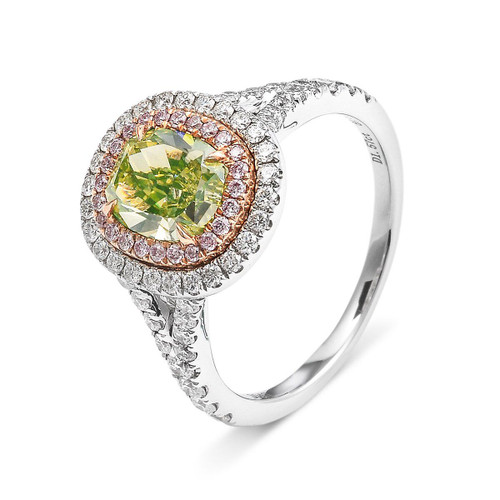 Rose Gold, Green Diamond, White gold, diamond jewelry engagement, diamond ring, engagement ring
