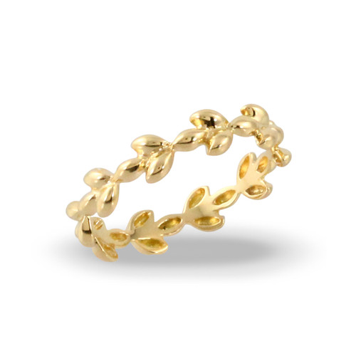 18k Yellow Gold Ring- Little Bird Collection