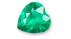 May Emerald Birthstone Jewellery