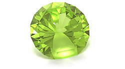 August Peridot Birthstone Jewellery