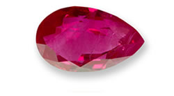 July Ruby Birthstone Jewellery