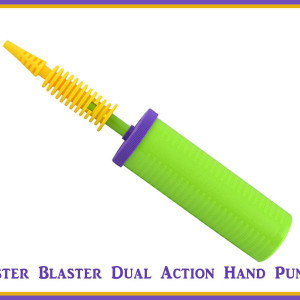 Faster Blaster Double Action Air Pump
