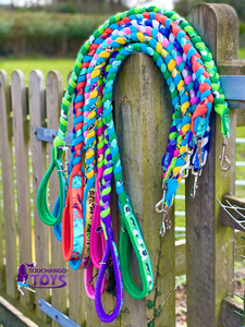 Patterned Tuggy Leads