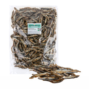 Dried Baltic Sprats