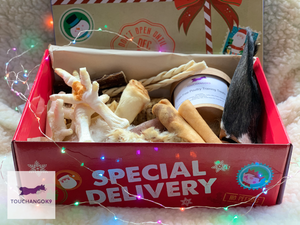 Christmas Natural Treat Box