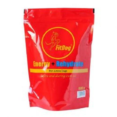 FitDog Energy + Rehydrate Drink Powder