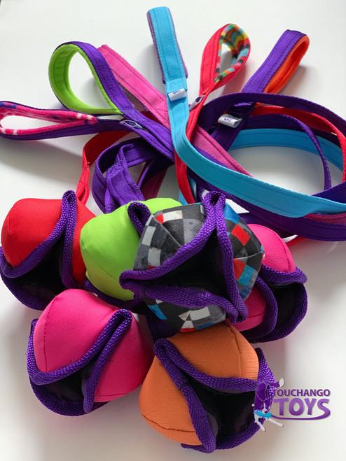 TouchanTreat Bungee Treat Balls