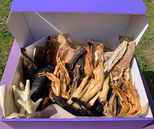 Natural Treat Selection Box
