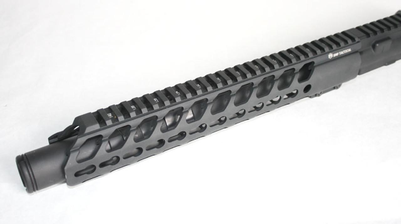 AR-15 XLS  KeyMod Hand guard  with Locking Barrel Nut System Kit Included