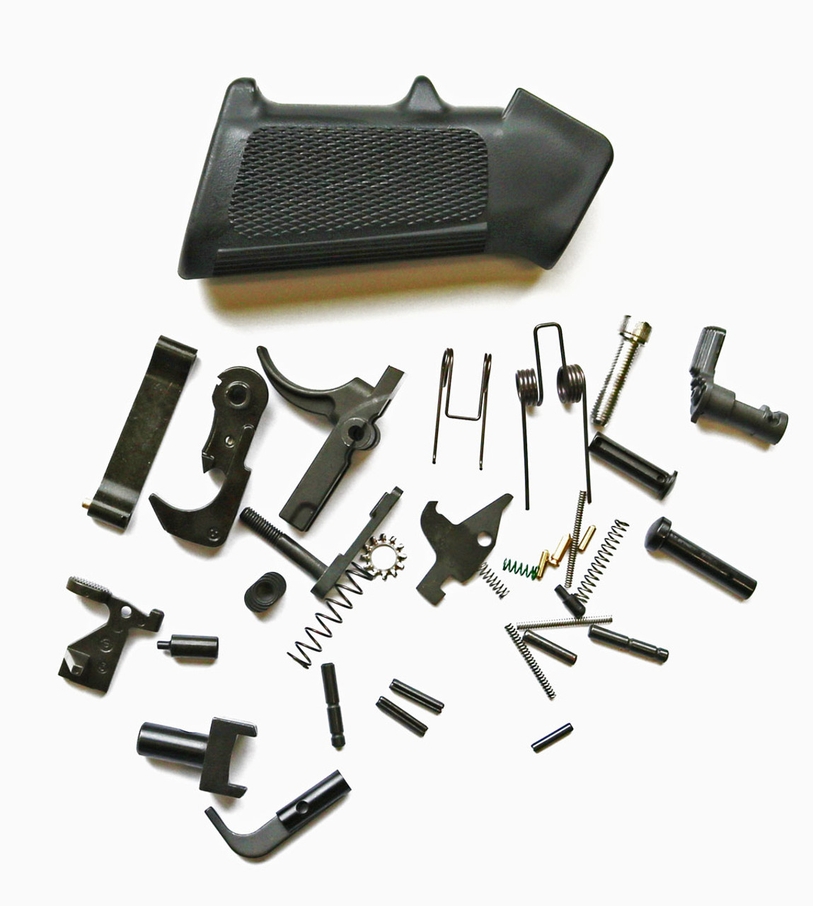 9MM Colt Lower Parts Kit with Grip