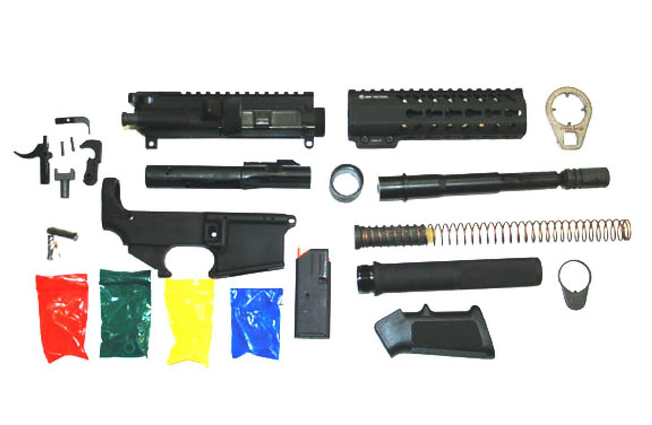 9MM Gun in a Box - Rifle - Carbine 16