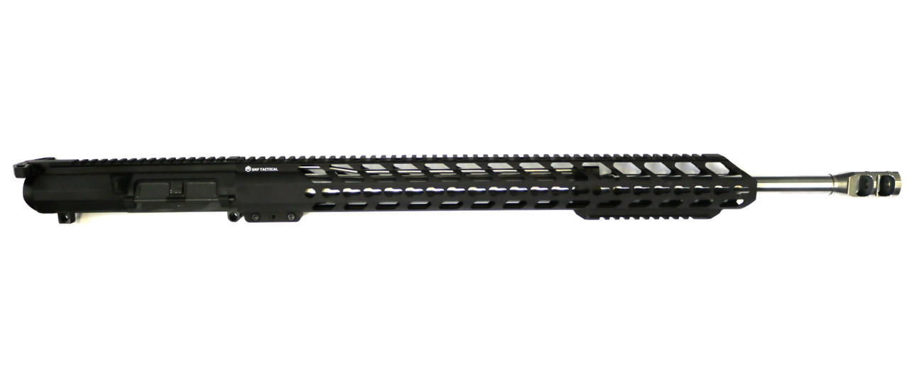 SMF Tactical Hand Guard on Complete Upper