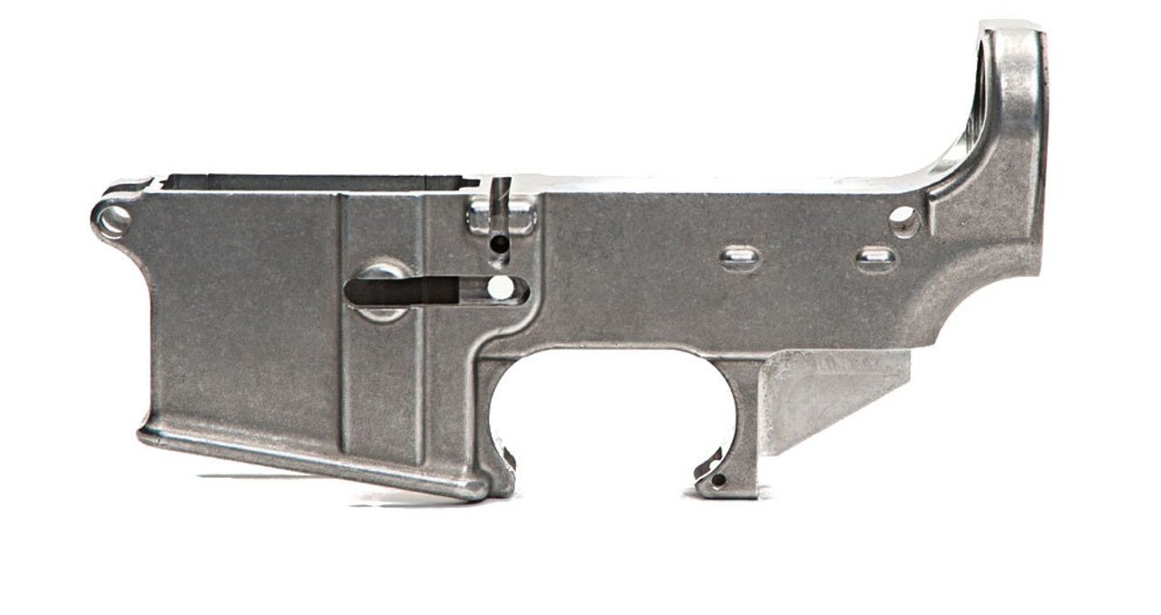 AR-15 80% Lower Receiver Raw
