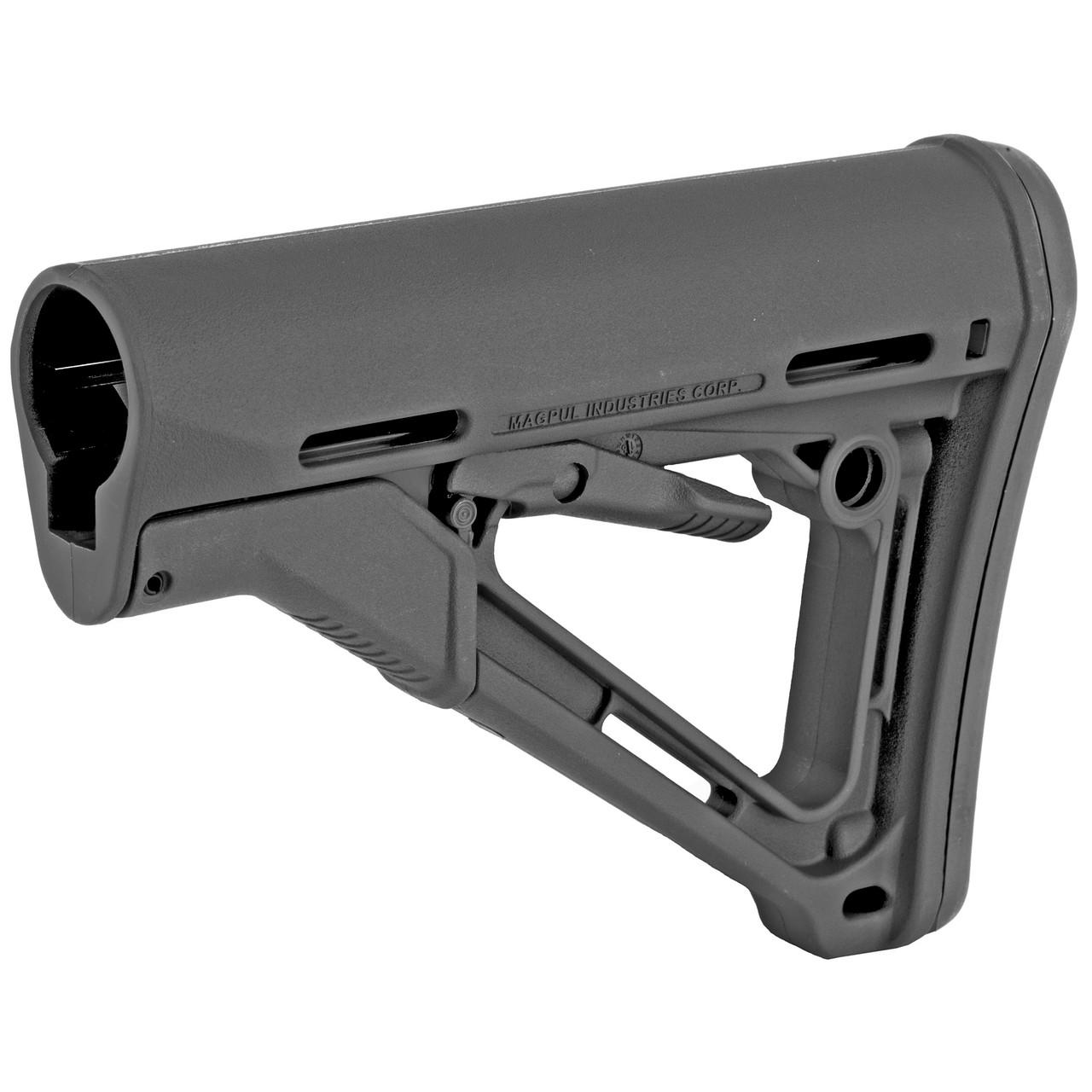 Magpul CTR Stock, AR-15, Adjustable, Black
