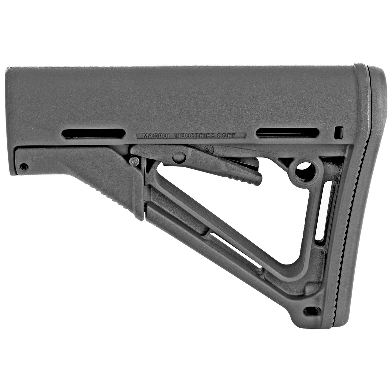 Magpul CTR Stock, AR-15, Adjustable, Black (MAG310BLK)