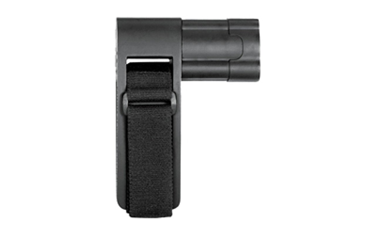 SB Mini Stabilizing Pistol Brace, Fits AR Rifles, Adjustable Nylon Stabilizing Strap, Black Finish