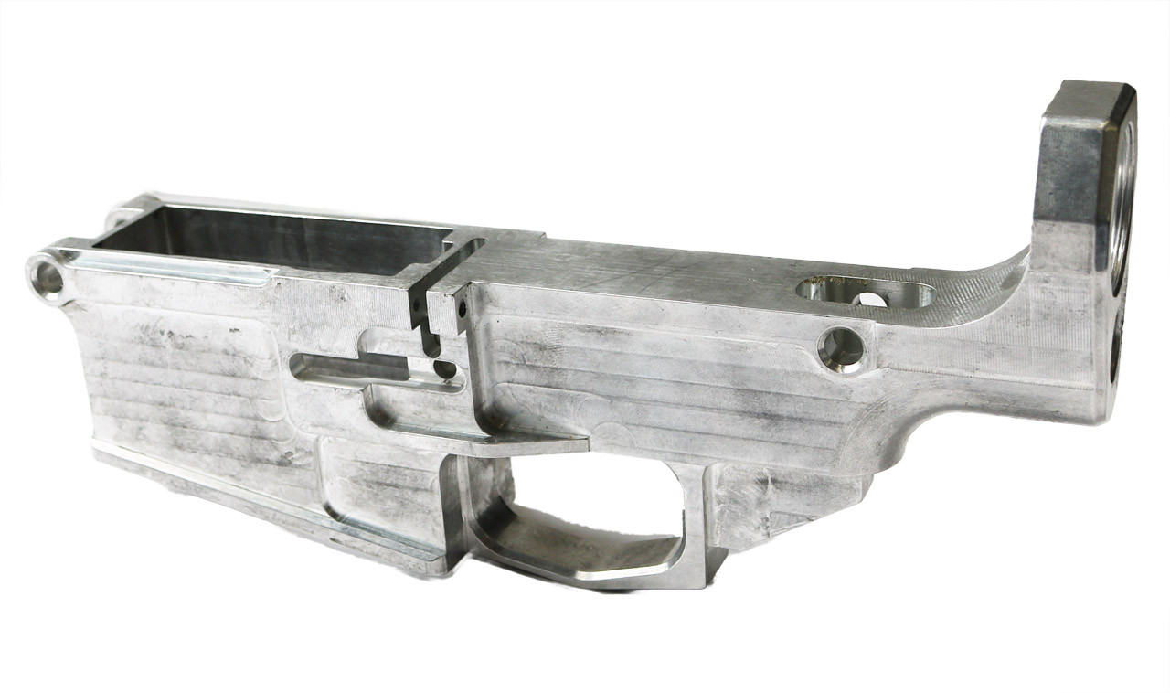 308 80% Lower Receiver, DPMS Raw
