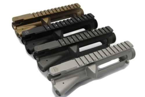 SMF Tactical Upper ReceiversSMF Tactical Upper Receivers. four colors shown