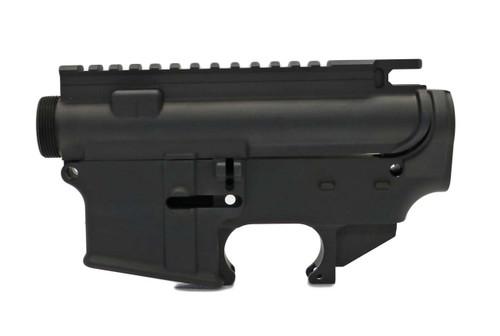 AR15 Matched Set- Hard Black Anodized