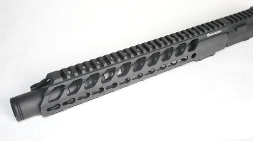 AR-15 XLS  KeyMod Hand guard  with Locking Barrel Nut System Kit Included