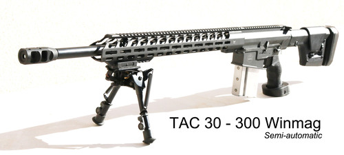 .300 Win Mag by SMF Tactical, Inc.