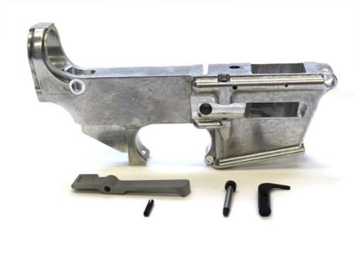 AR-9mm Glock Forged 80% Lower Receiver, Raw