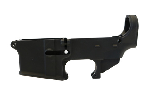 AR-15 80% Lower Receiver Anodized