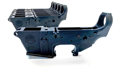 SMF Tactical 9MM Glock Finished Lower