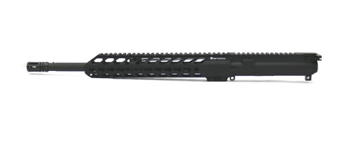 "AR-15 Complete Upper Assembly, 16"" Parkerized M4 Barrel, 1:8 Twist, Carbine Length Gas System, 12"" SMF Tactical KeyMod Rail"