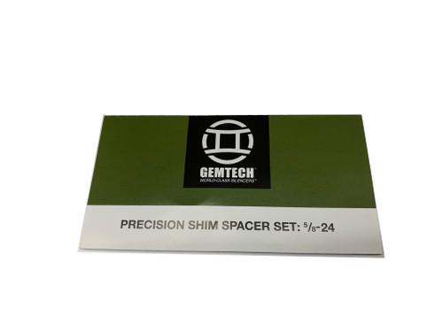 GemTech Precision Shim Kit 5/8-24